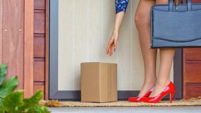 Package at Doorstep