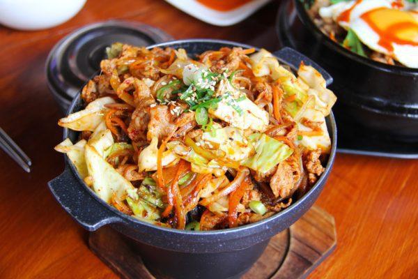 Japan Food Trends - Korean bowl