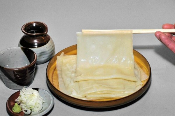Japan Food Trends - Big noodle
