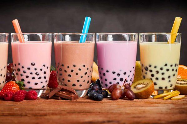 Japan Food Trends - Bubble Tea